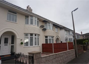 Thumbnail 3 bed semi-detached house for sale in Walton Crescent, Llandudno Junction