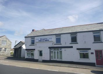 Thumbnail 2 bed flat to rent in High Street, Delabole, Cornwall