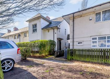 Thumbnail 3 bed end terrace house for sale in Hurlingham Road, Birmingham, West Midlands