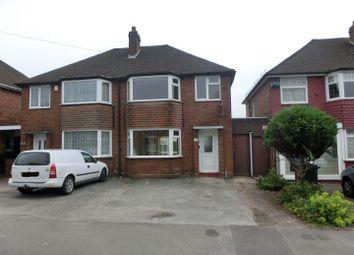 3 bed semi-detached house for sale in Maypole Lane, Maypole, Birmingham B14