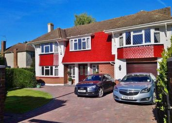 Thumbnail 4 bed detached house for sale in Golf Links Avenue, Singlewell, Gravesend