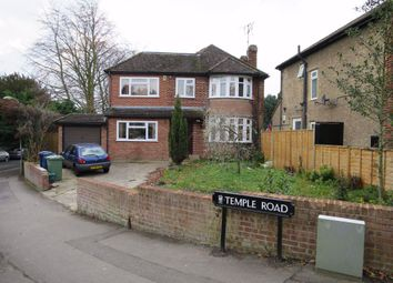 Thumbnail 1 bed property to rent in Temple Road, Cowley, Oxford