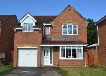 Thumbnail 4 bedroom detached house for sale in Weavers Field, Girton, Cambridge
