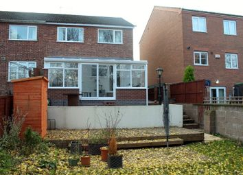 Thumbnail 4 bedroom semi-detached house for sale in Woodford Close, Nuneaton, Warwickshire