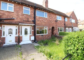 Thumbnail 3 bed terraced house for sale in Holly Walk, Scarborough