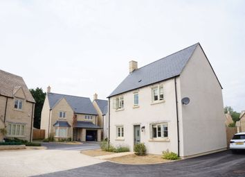 Thumbnail 4 bed detached house for sale in Grebe Close, South Cerney, Cirencester