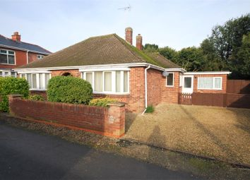 Thumbnail 2 bed detached bungalow for sale in The Tenters, Holbeach, Spalding