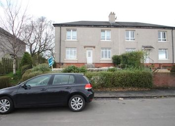 Thumbnail 2 bed flat for sale in Mace Road, Knightswood, Glasgow
