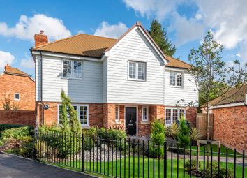 Thumbnail 5 bedroom detached house for sale in Boyneswood Road, Medstead, Alton