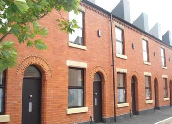 Thumbnail 2 bed terraced house for sale in Reservoir Street, Salford, Greater Manchester