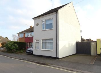 Thumbnail 3 bed detached house for sale in North Avenue, Coalville, Leicestershire