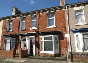 3 bed terraced house for sale in Johnson Street, Hartlepool TS26
