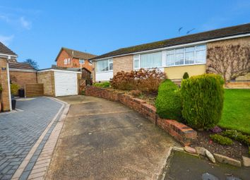 Thumbnail 3 bed bungalow for sale in Geddington Close, Wigston Meadows, Leicester