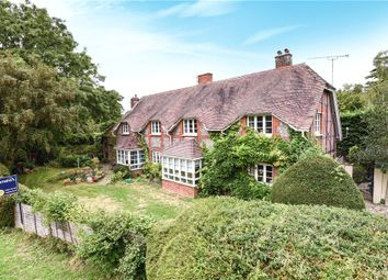 Thumbnail 5 bed detached house for sale in London Road, Kings Worthy, Winchester