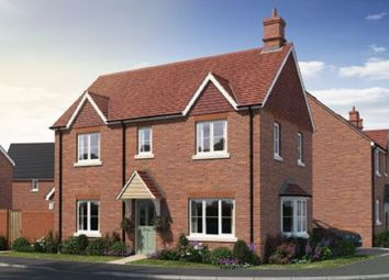 Thumbnail 3 bed detached house for sale in Hanney Road, Steventon, Oxfordshire