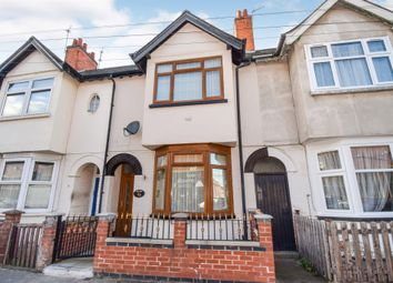 Thumbnail 3 bedroom terraced house for sale in Rosebery Street, Leicester