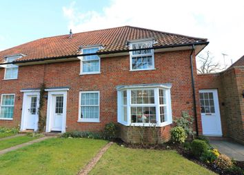 Thumbnail 2 bed semi-detached house to rent in The Cloisters, Welwyn Garden City