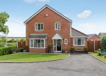 Thumbnail 5 bed detached house for sale in Maw Green Close, Crewe
