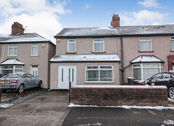 Thumbnail 3 bed end terrace house for sale in Tweedsmuir Road, Tremorfa