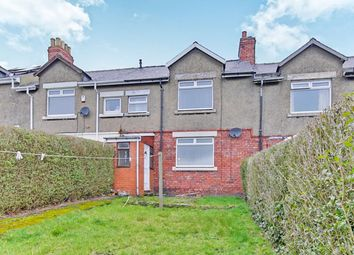 Thumbnail 3 bed terraced house for sale in South View, Burnhope, Durham