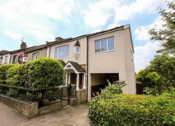 Thumbnail 4 bedroom end terrace house for sale in Old Church Road, London