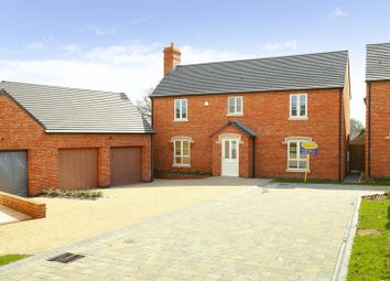 Thumbnail 5 bed detached house for sale in William Ball Drive, Horsehay, Telford