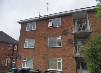 Thumbnail 2 bedroom flat for sale in Sunbury Road, Stonehouse Estate, Coventry