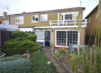 Thumbnail 3 bed semi-detached house for sale in Holtsmere Close, Watford