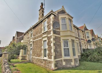 Thumbnail 4 bed semi-detached house for sale in Gordon Road, Weston-Super-Mare