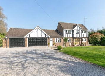 5 bed detached house for sale in Carlton Road, South Godstone, Surrey RH9