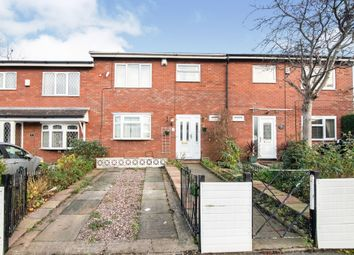 Thumbnail 3 bed terraced house for sale in Francis Street, West Bromwich