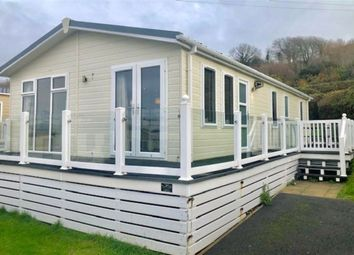 Thumbnail Mobile/park home for sale in Littlesea Holiday Park, Weymouth, Dorset