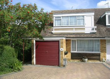 Thumbnail Semi-detached house for sale in Chestnut Drive, Polegate