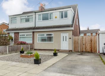 Thumbnail 3 bed semi-detached house for sale in 63 Lowther Crescent, Leyland