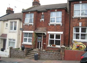 Thumbnail 4 bed maisonette to rent in Shanklin Road, Brighton