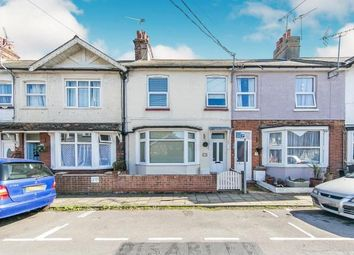 Thumbnail 3 bed terraced house for sale in Churchfield Road, Walton On The Naze