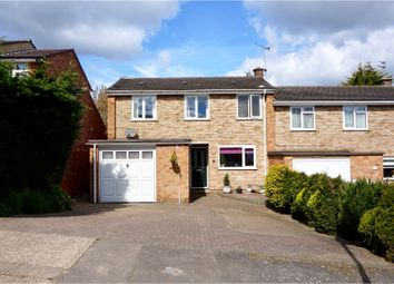 Thumbnail 3 bed semi-detached house for sale in Polhill Drive, Walderslade, Chatham