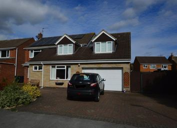 Thumbnail 5 bed property to rent in Church Close, East Leake, Loughborough