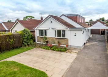 Thumbnail 4 bed detached bungalow for sale in High Ash Drive, Leeds, West Yorkshire