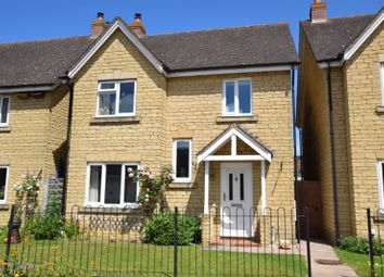 Thumbnail 4 bed property to rent in Hodgson Close, Bicester