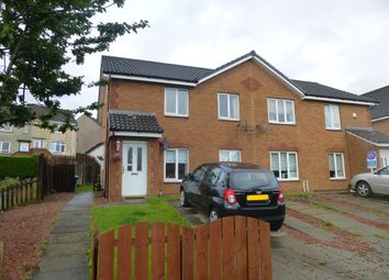 Thumbnail 1 bed flat for sale in Spey Drive, Coatbridge