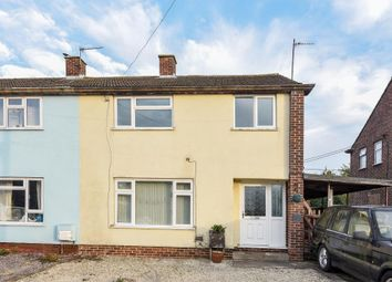 Thumbnail 3 bed semi-detached house for sale in Murcott Road, Upper Arncott