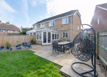 Thumbnail 3 bed semi-detached house for sale in Carpenters Way, Hailsham