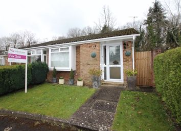Thumbnail 2 bed semi-detached bungalow for sale in Greythorne Road, Woking