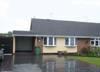 Thumbnail 2 bedroom bungalow to rent in Metfield Croft, Kingswinford