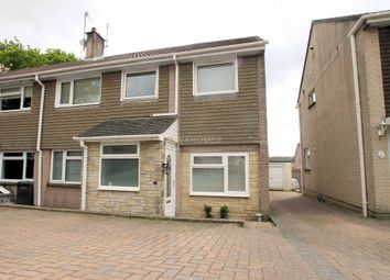 Thumbnail 4 bed semi-detached house for sale in Woodburn Close, Woodlands