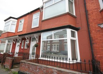 Thumbnail 3 bed terraced house to rent in Bishop Road, Wallasey