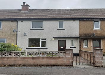 Thumbnail 3 bed terraced house for sale in 22 Townhead Crescent, St John's Town Of Dalry