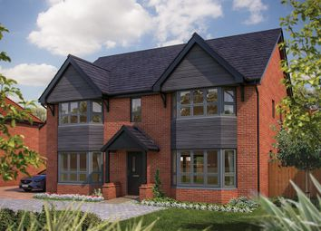 "Thumbnail 5 bed detached house for sale in ""The Ascot"" at Barrosa Way, Whitehouse, Milton Keynes"