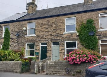 Thumbnail 3 bed terraced house to rent in Devonshire Terrace Road, Dore, Sheffield
